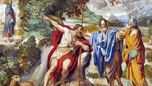 """II domenica. """"Vedendo Gesù venire verso di lui"""""""