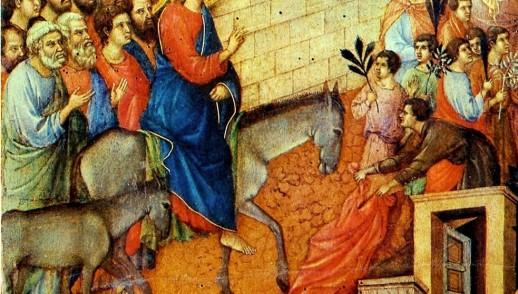 Le Palme. Chi è Gesù?