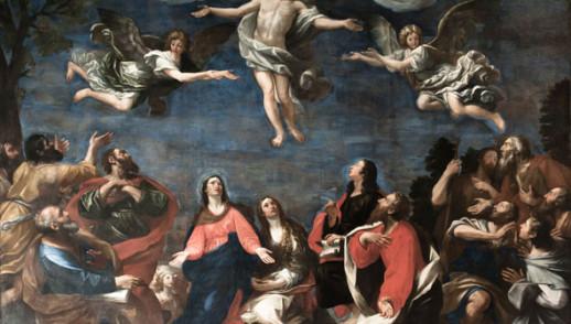 Ascensione del Signore. La festa del desiderio