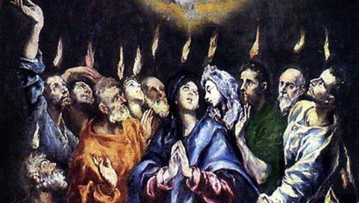 Pentecoste. La forza per riprendere il cammino