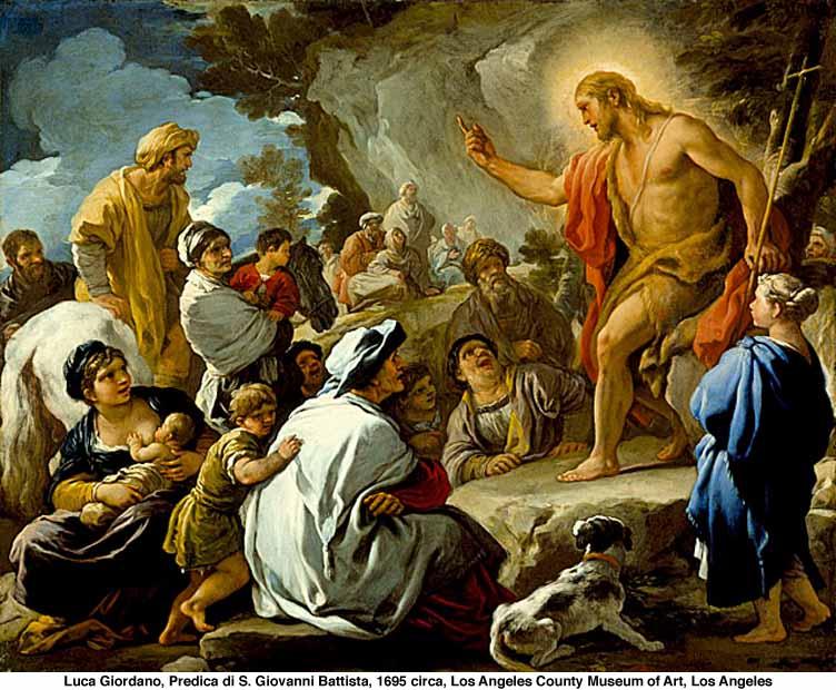 """II di Avvento. """"Vangelo di Gesù, Cristo"""""""