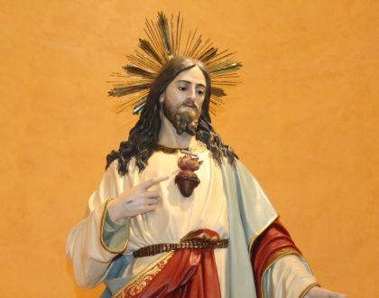 Sacro Cuore di Gesù. Chi di voi?