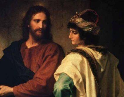 XXVIII Domenica. Mentre Gesù andava per la strada