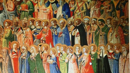 Solennità di Tutti i Santi. Amici e modelli di vita