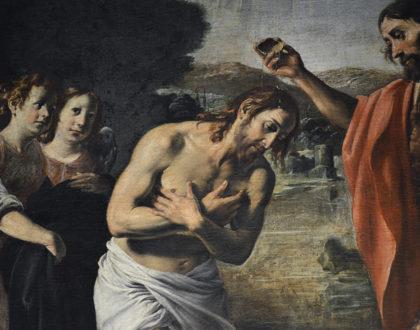 Battesimo del Signore. Tutto il popolo era in attesa