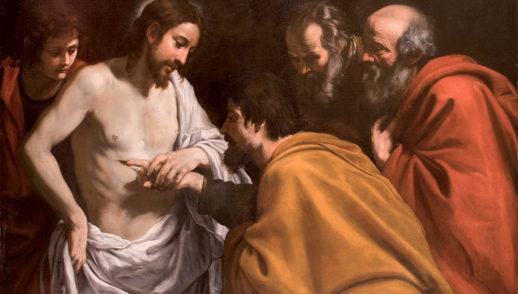 II Domenica di Pasqua. Gioirono al vedere il Signore