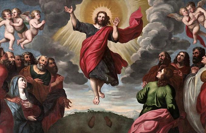 Ascensione del Signore. Rivestiti di potenza dall'alto