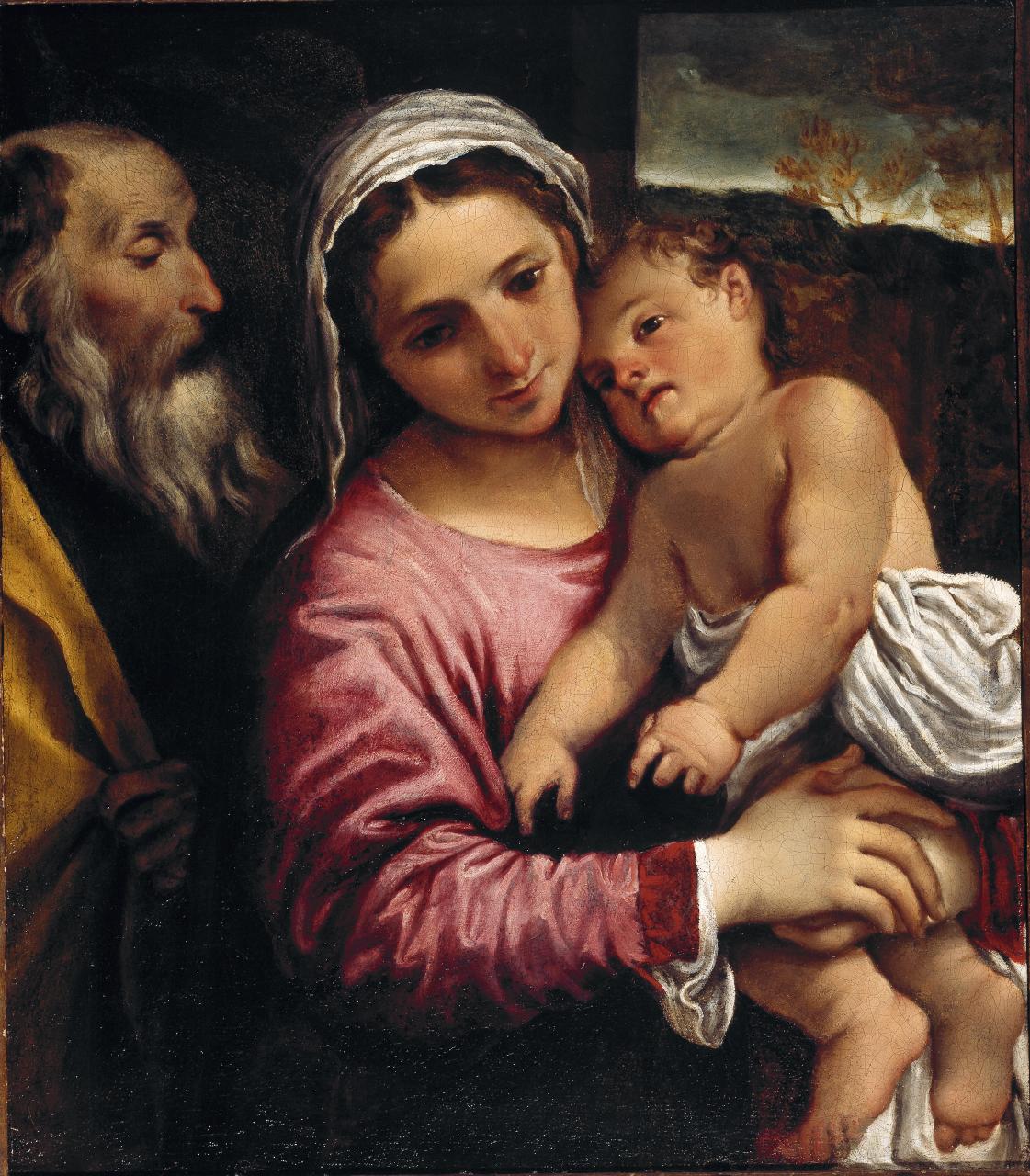 Domenica dopo Natale. La Santa Famiglia di Gesù