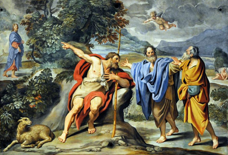 II Domenica del Tempo Ordinario. Vedendo Gesù venire verso di lui