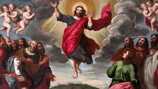 Ascensione del Signore. Io sono con voi