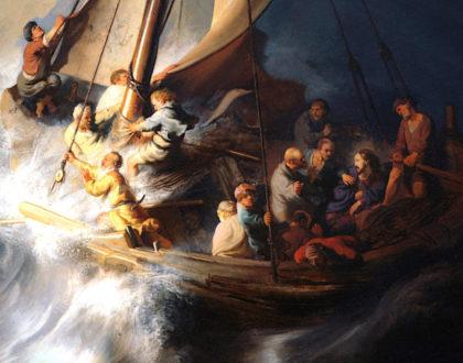 XII Domenica del Tempo Ordinario. Svegliare Dio in noi