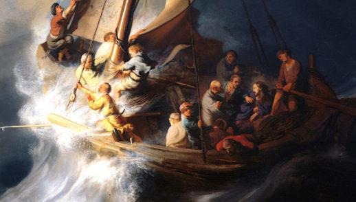 XIX Domenica del Tempo Ordinario. Chiamati ad attraversare il mare