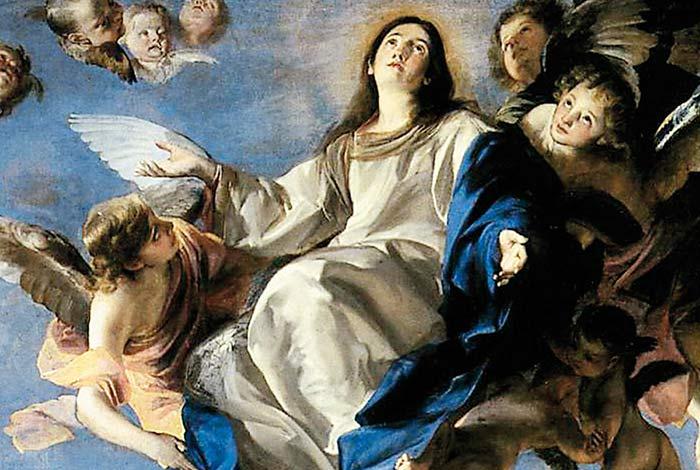 Assunzione della Beata Vergine Maria. Segno di sicura speranza
