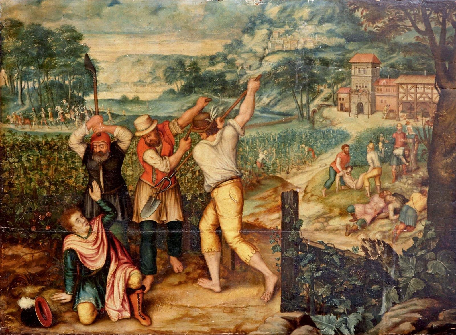 XXVII Domenica del Tempo Ordinario. Lo cacciarono fuori dalla vigna