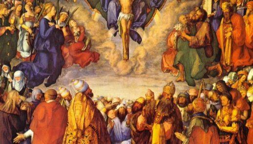 Solennità di Tutti i Santi. Il cielo sulla terra