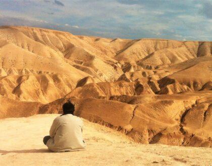 I Domenica di Quaresima. Nel deserto tentato da Satana