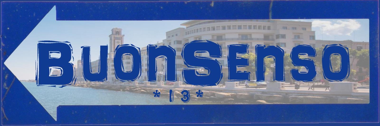 BuonSenso #13