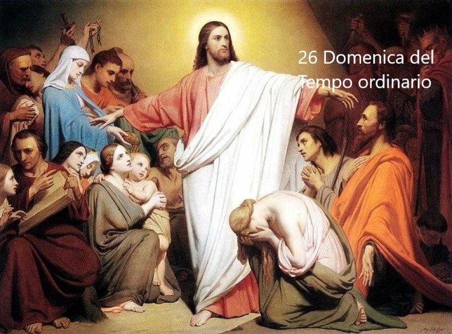 """XXVI Domenica del Tempo ordinario. Il pregiudizio del """"noi"""" e """"voi"""""""